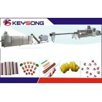 Buy cheap Small Scale Dog Food Maker Machine , Pet Food Production Line Capacity 120 - 150kg / H from wholesalers