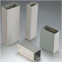 Buy cheap 6000 Series T5 T6 Machined Aluminum Tube Profiles,Standard Aluminum Square Tube High Hardness for Industry Engineering from wholesalers