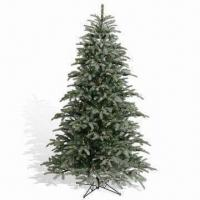 Buy cheap Christmas Tree with Balls, Made of Plastic, Available in Various Sizes from wholesalers