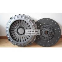 Buy cheap Low Friction Diesel Engine Clutch Plate Replacement for Dongfeng Chassis from wholesalers