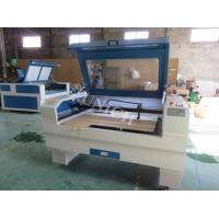 China Cnc Laser Cutter Machine / Laser Etching Machine For Wood Cloth Leather Wool on sale