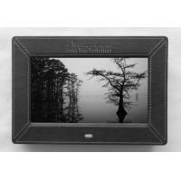 Buy cheap Leather 7 Inch Video High Resolution Digital Picture Frame With Remote Control from wholesalers