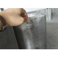 Buy cheap 8 Gauge Welded Wire Mesh Plain Weave No Special Surface Treatment from wholesalers