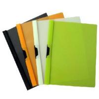 Buy cheap Folder With Side Plastic/ Metal Clip (F2025) from wholesalers