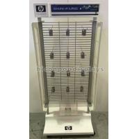 Buy cheap HP Products Point Of Purchase Merchandising Displays With Hooks / 2-Way Rack Stand from wholesalers