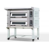 Buy cheap Big Glass Door Electric Oven For Baking Cakes , Two Deck Six Trays Commercial Oven For Baking from wholesalers