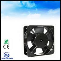 Low Noise Ball Bearing 150mm Industrial Ventilation Fans For Network Communications Manufactures