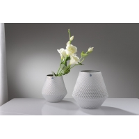 Buy cheap Handmade Silver Within Plating Spray Inisde  Glass Vase from wholesalers