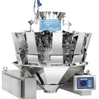 Buy cheap Machine packing Dry fruits potato chips packaging machine price from wholesalers