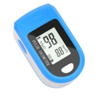 Buy cheap Accurate Monitor Spo2 Finger Tip Pulse Oximeter OLED Display ABS Plastic Material from wholesalers