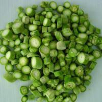 New Discount Freeze Dried Vegetable Green Asparagus Dices Wholesale from China Manufactures