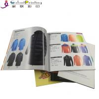 Buy cheap Matt Finish Softcover Book Catalogue Pamphlet Printing Services Multi - Color from wholesalers