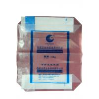 China Cement / fertilizers / dynamite Transparent valve bags of HDPE material on sale