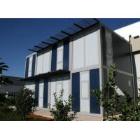 Modern Modular House Container - Galvanized Steel Structure, Flat Pack Manufactures