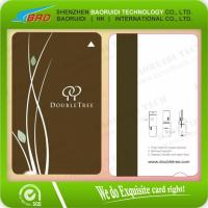 China Printing hotel lock system card hotel key card on sale
