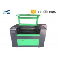 Buy cheap Portable CNC Laser Machine , Stepper Motor Co2 Laser Cutting Equipment from wholesalers