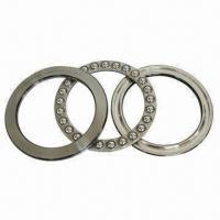 Buy cheap Single direction thrust ball bearings, substitute for FAG and SKF design from wholesalers