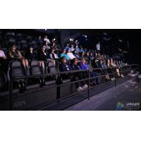 Wholesale Elegant 3 Degrees Of Freedom Interactive 5D Cinema Chair With 12 Special Effects from china suppliers