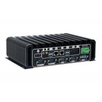 Buy cheap I3-6100u CPU Industrial Mini PC 6 COM 2 Gigabit Lan For Factory Automation product