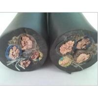 Buy cheap Flexible Drum reeling cable for flexible installation with black jacket from wholesalers