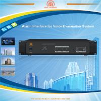 Buy cheap RH-AUDIO RH2815E PA Solutions Voice Evacuation System for Emergency from wholesalers