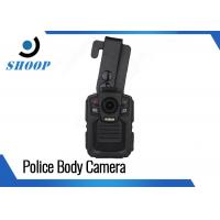Buy cheap Bluetooth Waterproof Security Body Camera Body Worn Video Cameras Police from wholesalers