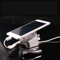 China COMER New acrylic display alarm security charging mounting for tablet android mobile iphone on sale