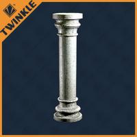 Buy cheap Art Architecture Granite Natural Stone Column For Indoor Decor , Grey from wholesalers