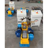 3T Customized Durable Tank Turning Rolls Rotator With Lasting Steel Rollers Manufactures