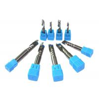 Buy cheap Small Diameter Single Flute End Mill For Aluminum Plastic Stainless Steel from wholesalers