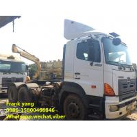 Buy cheap Diesel Fuel Trailer Truck Head Manual Transmission Low Fuel Consumption from wholesalers