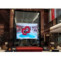 Wholesale Commercial Advertising HD Full Color Indoor Led Display P3 1000 Nits Brightness from china suppliers