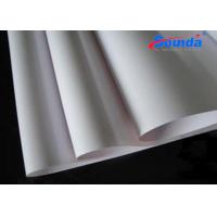 Buy cheap Laminated 500 * 500D Frontlit Flex Banner with Polyester Base Fabric 60N / 5cm Peeling Strength from wholesalers