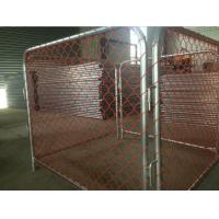Buy cheap Temporary Chain Link Fence Panels Galvanized Or PVC Coated Anti - Climb from wholesalers