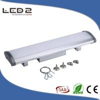 Wholesale 150w IP65 Tri Proof LED Light , 1500mm CRI 80 Linear Suspension Lighting For Classrooms from china suppliers
