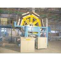 Buy cheap Household Appliance Refrigerator Automated Assembly Line Rotary Door Panel Foaming Line from wholesalers