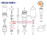 Buy cheap diesel fuel injectors ford&Diesel Engine Pencil Fuel Injector Nozzle 0 445 120 007 from wholesalers