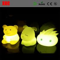 Buy cheap XGC Newest LED Decoration Led Teddy Bear Toy/Beer Shape Table Light/Led Table Lamp For Bedside from wholesalers
