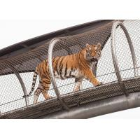 Wholesale 304 316 316L Stainless Steel Animal Enclosure Mesh Netting Aviary Zoo Mesh Fence from china suppliers