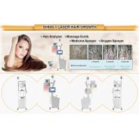 Buy cheap best price New professional hair growth diode laser hair grow machine from wholesalers