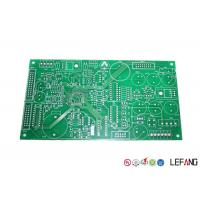 Wholesale Halogen Free FR4 PCB Board 2 Layers HASL Surface Treatment 1.6mm Thickness from china suppliers