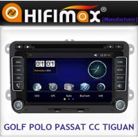 "Buy cheap 2-Din DVD/ 7""TFT/TV/Touch Screen/SD/MMC/Detachable/GPS /bluetooth for VOLKSWAGEN Passat/Golf and so on from wholesalers"