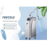Buy cheap Small Co2 Fractional Laser Machine For Acne Scars / Stretch Marks Removal from wholesalers