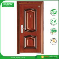 Buy cheap 2016 New Models Steel Security Door Main Entrance Door Popular for Apartment, Hotel, House Main Gate from wholesalers