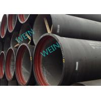 Wholesale Cement Mortar Lined Ductile Iron Pipe Centrifugal Cast Anti Corrosion ISO 8179 from china suppliers