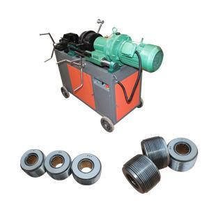 Building Electrical Rebar Thread Rolling Machine Easy Operation 1440 r/min