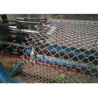 Buy cheap Residential / Commercial Chain Link Fence Fabric 6 Feet Height Durable from wholesalers