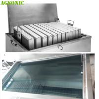 Buy cheap Commercial Stainless Steel Soak Tank For Pizza Pan And Oven Pan Degreasing from wholesalers