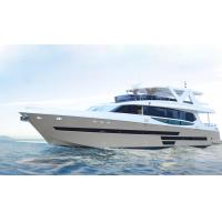 Buy cheap Water Tank 476 Gallen 95 Feet Sport Motor Yachts Outboard Engine Type from wholesalers