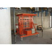 China Adjustable Height Shifting Trolley Slab Formwork Systems 1750mm-3800mm Max. Lifting Height on sale
